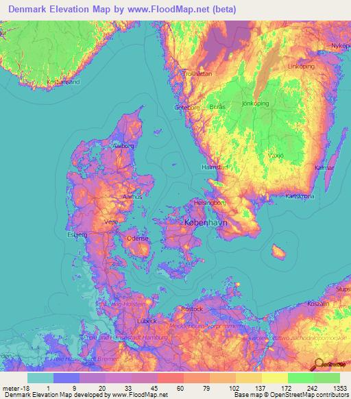 Denmark Elevation and Elevation Maps of Cities, Topographic ... on denmark map information, denmark on world map, denmark on a atlas, denmark sweden, denmark on chart, denmark city, copenhagen tourist map, netherlands map, denmark in the us, denmark in the world, denmark germany map, denmark country, denmark globe, denmark people, denmark map s, denmark europe, denmark map usa, denmark on european map, denmark road map,