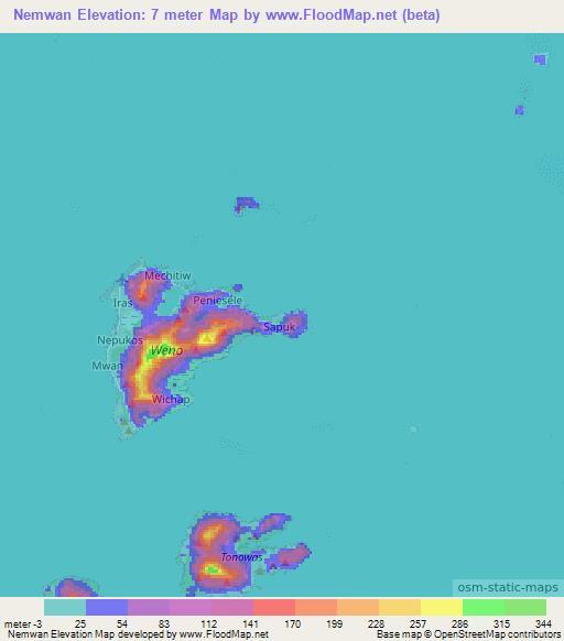 Polynesia & Micronesia - Biodiversity Hotspots LCS ESS  Micronesia Map Range