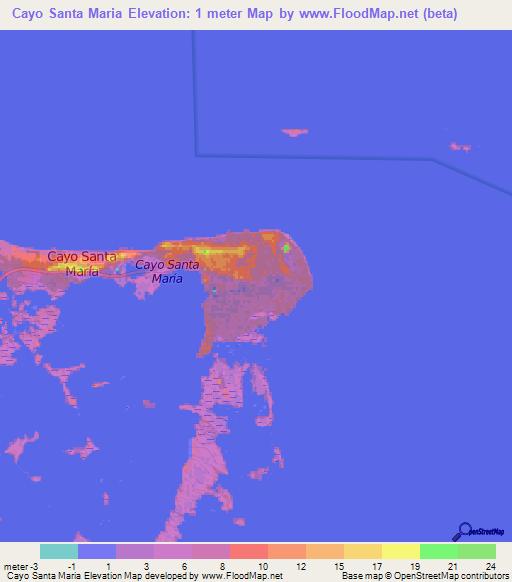 Elevation of Cayo Santa Maria,Cuba Elevation Map, Topography ... on medano beach map, santa catarina map, sao vicente map, victorville map, solvang ca map, rancho santa fe map, palm springs map, ventura map, sta maria laguna map, san ynez map, san francisco map, los angeles westside map, california map, mt laguna map, los angeles co map, south andros map, pismo beach map, port antonio map, pismo coast map, rancho santa margarita map,